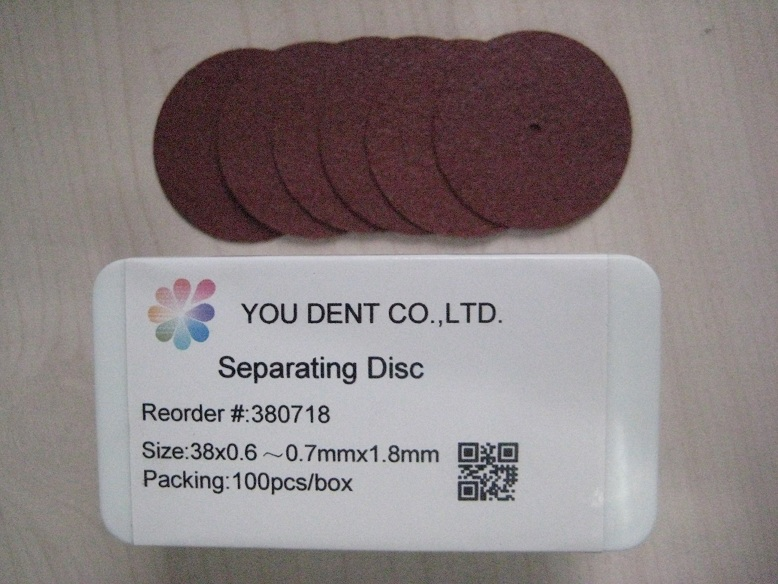 Separating Disc,38x0.6~0.7mmx1.8mm,You Dent