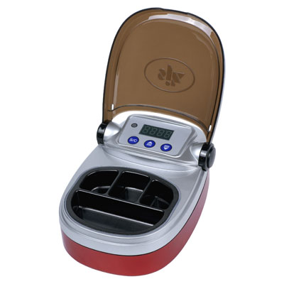 Digital Wax Pot,4 slot, 220V