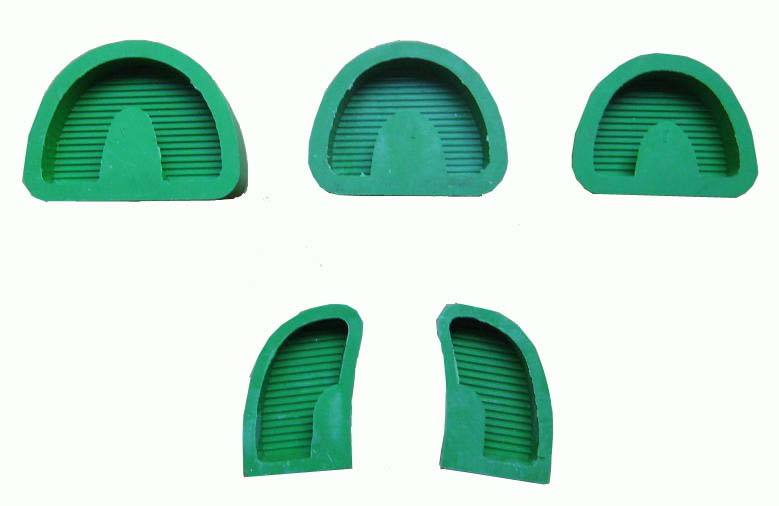 Model Base Mould,with tongue,L,M,S,Left,Right