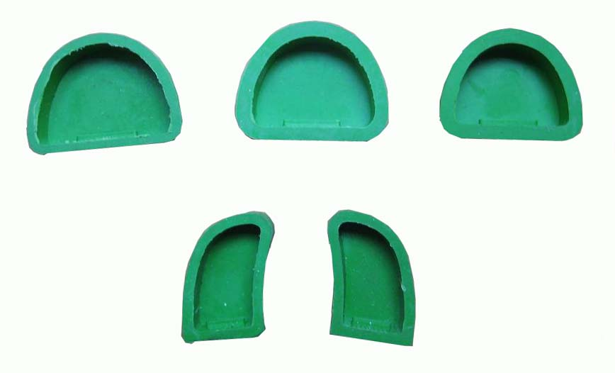 Model Base Mould,L,M.S,Left,Right