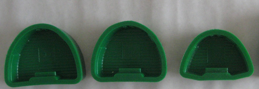 Silicone Model Base Mould,Round side,L,M.S
