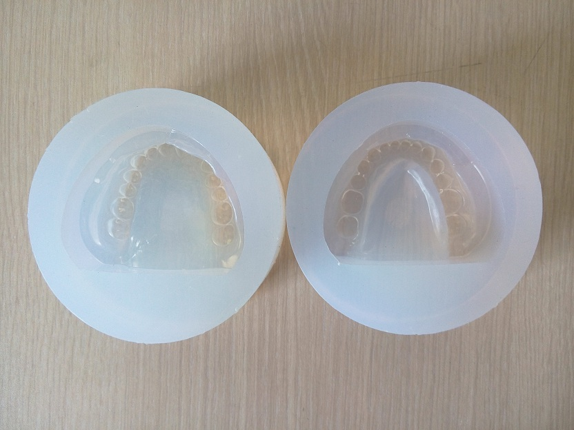 Silicone Negative Moulds