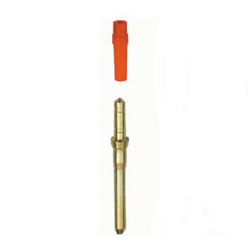Brass Pin,W/plastic sleeve,Gamundia type