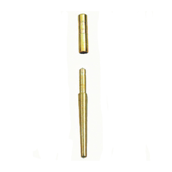 Brass Pin,W/brass sleeve,Gamundia type