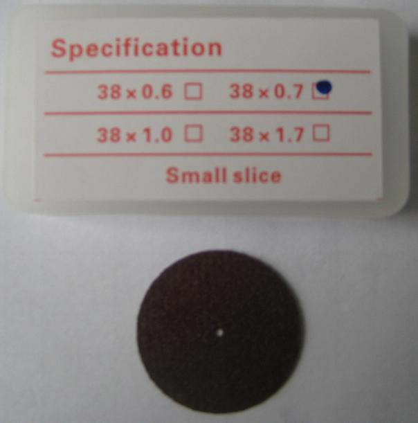 Separating Disc,0.7mm