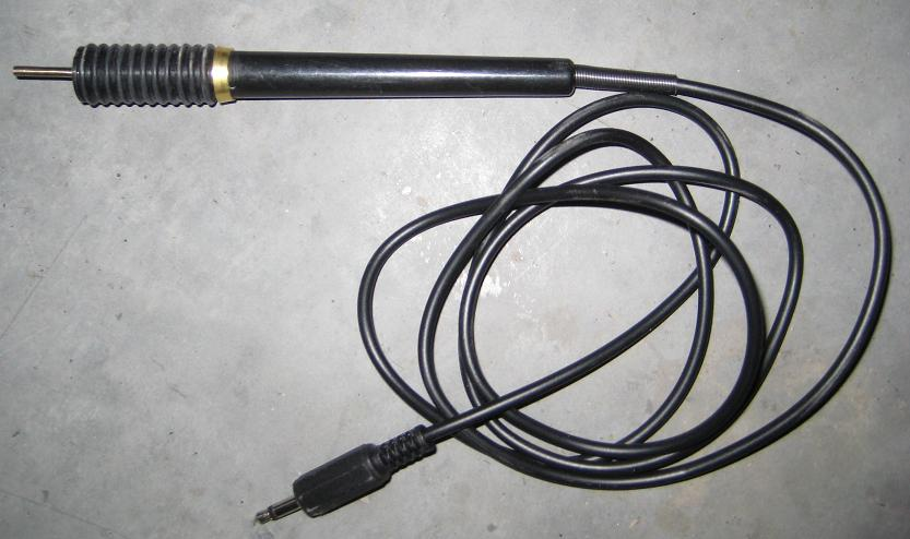 Handpiece for Wax Carving Pencil