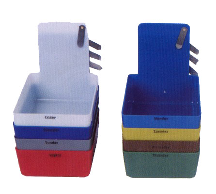 Work Pan,Blue,12pcs/box