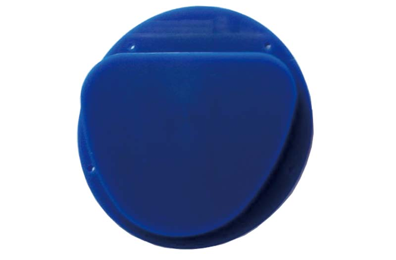 CAD/CAM Wax Disc,Blue,for Amann Girrbach,12mm