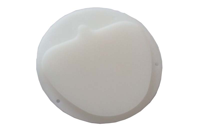 CAD/CAM Wax Disc,White,for Amann Girrbach,14mm